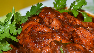 INDIAN FOOD - Chicken Masala Restaurant Style