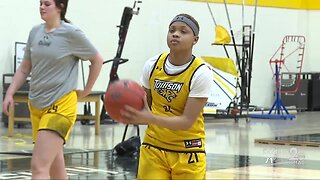 Towson eyeing CAA title repeat