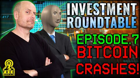 Freedomain Investment Roundtable 7: BITCOIN CRASH!