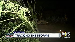 Monsoon hits Valley once again after days of continuous rain, winds - Video