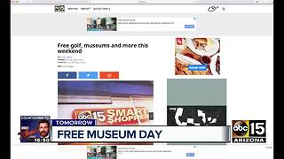FREE museum day across Valley