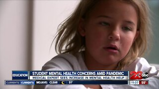 Mental health impacts amid distance learning