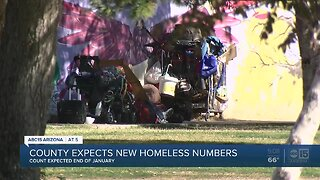 County expects new homeless numbers