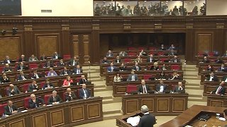 Armenian Lawmakers Will Vote For A New Prime Minister Soon - Video