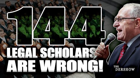 144 Legal Scholars Are Wrong!