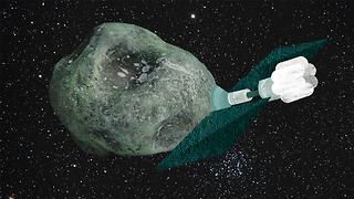Will Asteroids Become Our Cosmic Gas Stations?