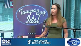 Tampa Bay Idol Audition: Brittany Collins - Video