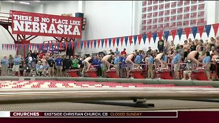 State Swimming Highlights 2/23/19