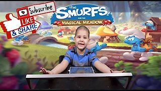 The Smurfs I Magical Meadow I Android I iOS I Kids Game