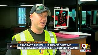 Tri-State helps Hurricane Harvey victims - Video