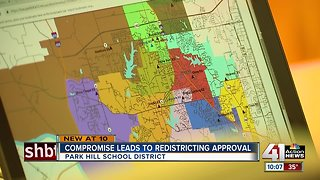 Park Hill School Board approves redistricting plans - Video