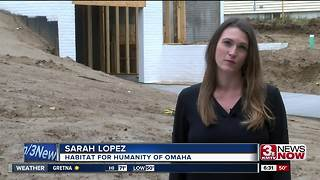Habitat for Humanity helps rebuild Benson - Video