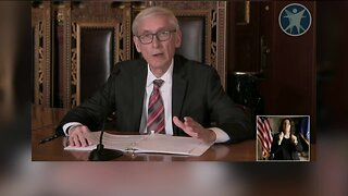 Gov. Tony Evers issues 'Safer at Home' order, will go into effect March 25
