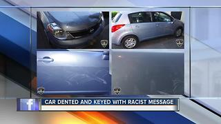 Second case of racist vandalism discovered at a Boise restaurant - Video