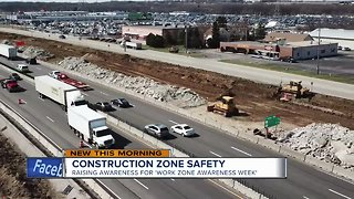 Don't speed this 'Work Zone Awareness Week'