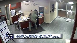 Beaumont Dearborn facing lawsuit over alleged attack on patient by another patient - Video