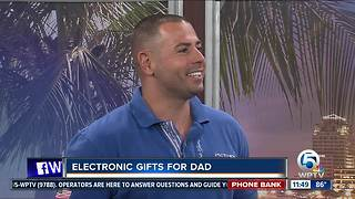 Electronics for dad on Father's Day - Video
