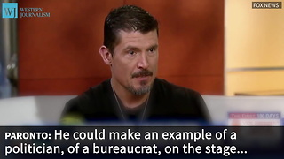Benghazi Hero Thinks Trump Should 'Make An Example' Of Susan Rice - Video