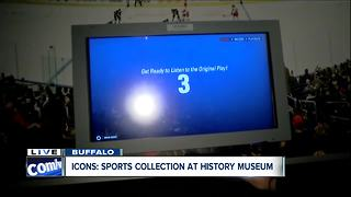 MAY DAY! Reliving moments in Buffalo sports at the Buffalo History Museum - Video