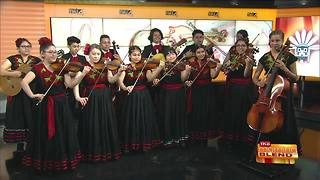 Performances from the Latino Arts Strings Program - Video