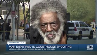 Man identified in courthouse shooting