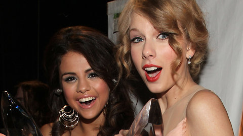 Selena Gomez SURPRISES Taylor Swift With The SWEETEST Present!
