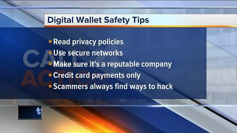 Call 4 Action: Digital wallet safety tips