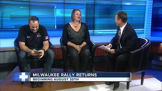 Annual Milwaukee Rally begins next week - Video
