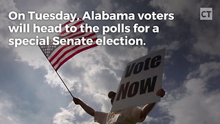 Roy Moore Will Be Riding High on Election Day - Video