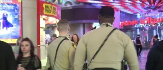 Police tackling crime on the strip