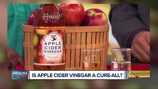 Ask Dr. Nandi: Does apple cider vinegar really work for health issues? - Video