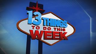 13 Things To Do This Week In Las Vegas For March 16-22 - Video