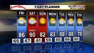 13 First Alert Weather for April 5 - Video