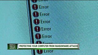 Protecting your computer from ransomware attacks