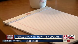 Hotel offers rooms for those working remotely