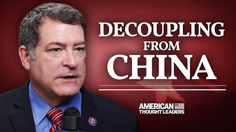 Rep. Mark Green on Decoupling from China & Expanding Manufacturing Base to Latin America | CPAC 2021 | American Thought Leaders