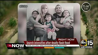 Search for missing father of three suspended due to looming weather - Video