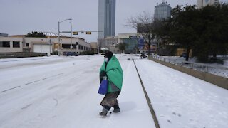 FEMA Delivering Supplies To Texas During Winter Storm