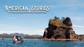 American Stories: 3 Generations (A Family Fishing Story)