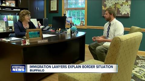 Immigration lawyers explain southern border situation