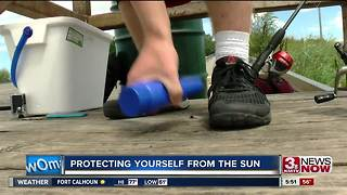 Protecting yourself from the sun - Video