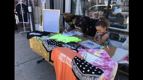 'Walk the Block' event brings outdoor sales to Barrio Logan community