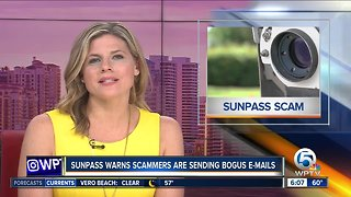 SunPass warns customers about new scam