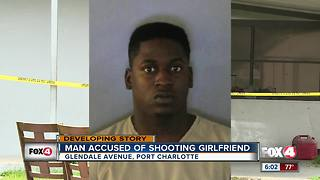 Port Charlotte man shoots girlfriend in private area - Video