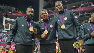 Could Kevin Durant, Russell Westbrook & James Harden Be REUNITING!? - Video