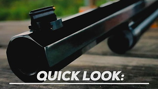 Henry .45-70 Rifle Quick Look