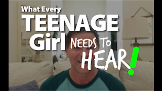 🙋‍♀️🙋🏿‍♀️🙋🏽‍♀️4 Things Every TEENAGE GIRL Needs to Hear