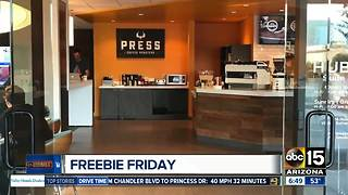 Check out these Freebie Friday deals! - Video