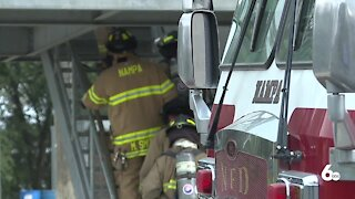 College of Western Idaho program trains students to be firefighters