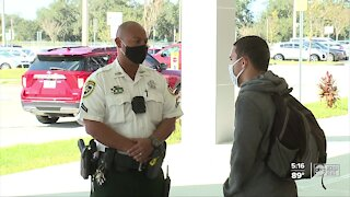 Plant City school resource deputy saves student's life after he had a seizure